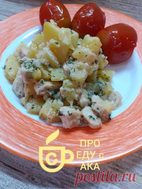 Много лет готовлю обычную картошку так, что не стыдно подать на праздничный стол. | ПРО ЕДУ С АКА | Яндекс Дзен