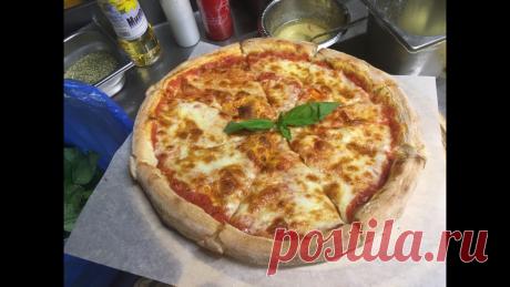 Итальянская настоящая пицца, она какая. Рассказываю после опыта в 15 лет | Кухня изнутри | Яндекс Дзен