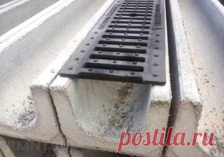 Ливневая канализация дома: лотки, колодцы, трубы, монтаж своими руками RMNT.RU