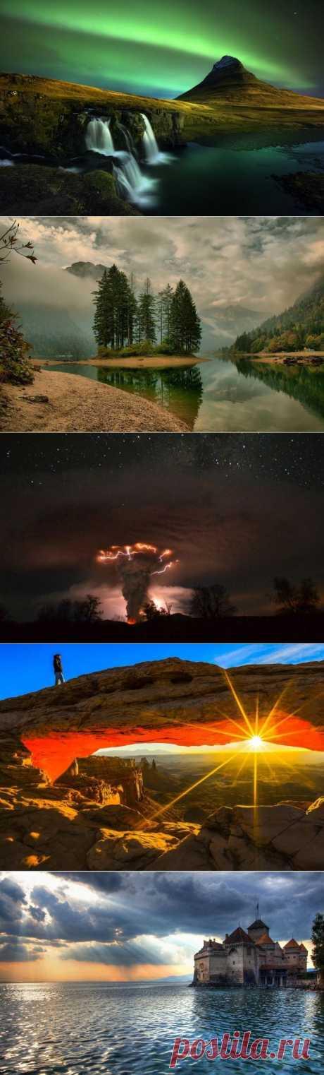 Чудесная природа в фотографиях.