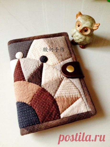 Незабываемый - японский пэчворк! Аппликации, ручная вышивка и т.д. Идеи для вдохновения.