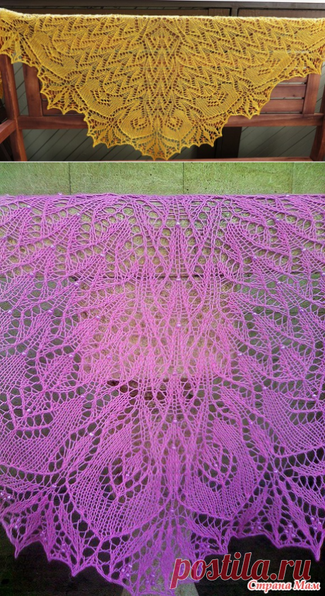 Search on Postila: beautiful shawls