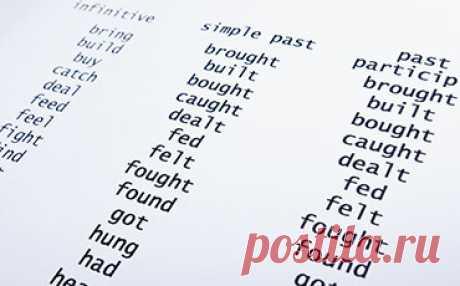 ТОП 100 самых употребляемых английских глаголов