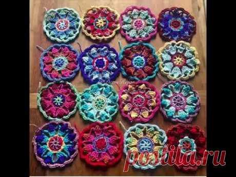 Eastern Jewels Persian Tiles Blanket