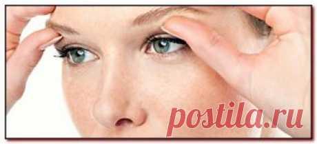 Como apretar la piel del párpados | los Secretos de la juventud y la belleza