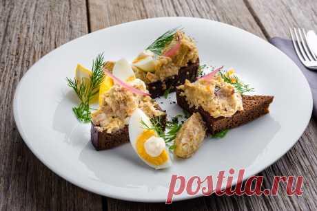 Рецепты с селедкой: форшмак, картофельные корзинки, тарталетки