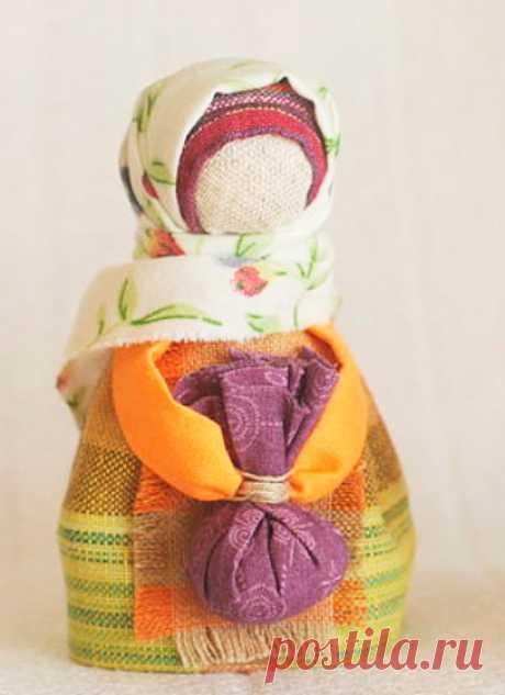 Куклы обереги своими руками.