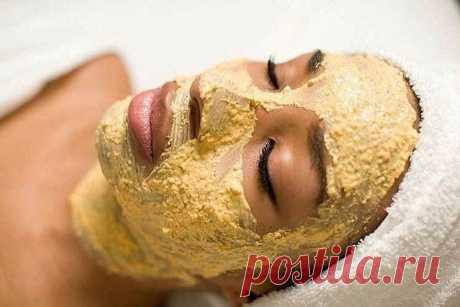 Простые маски для быстрого снятия следов усталости — Мегаздоров