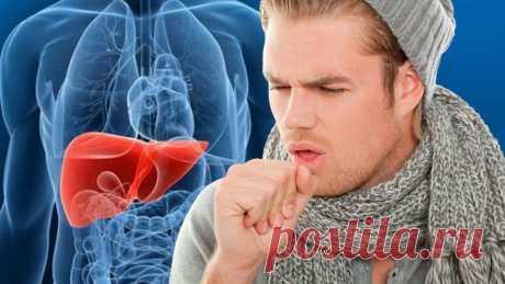 Три малоизвестных признака болезни печени назвали врачи