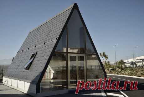 Быстровозводимые дома M.A.DI собираются всего за 6 часов (видео) Итальянский архитектор Ренато Видал разработал новую концепцию доступного жилья – быстровозводимые панельные дома.Эти сооружения получили названия M.A.DI