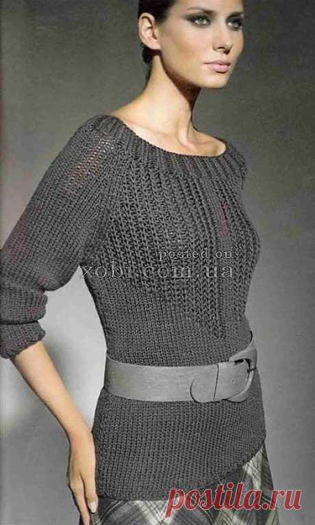 Вязание для женщин. Пуловеры » Страница 22