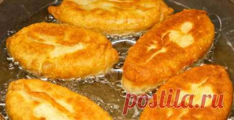 Из пакета кефира вы сможете приготовить целую гору пышных пирожков Такое тесто на кефире хорошо тем, что пирожки получаются очень воздушными и...
