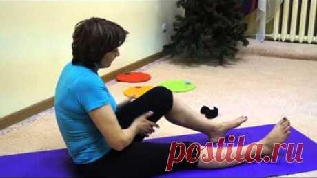 El masaje mágico para los vasos de los pies