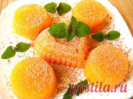 Вкуснота из ТЫКВЫ и Апельсинового сока