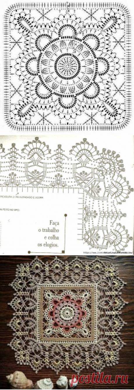 Вязание-большой выбор схем и описаний — Разное | OK.RU