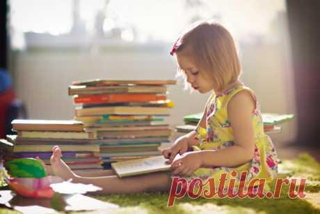11 способов привить ребенку любовь к чтению