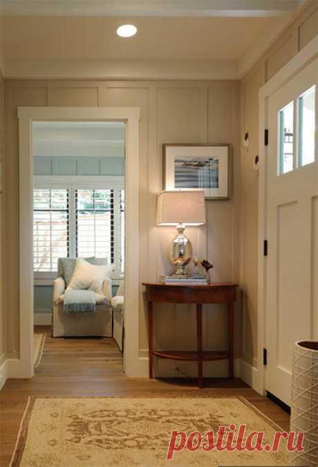 Проверенные цвета стен, как гарантия стильного дизайна интерьера — Мой дом
