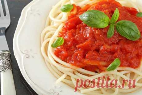 Соус для макарон и спагетти: простые рецепты (сырный, томатный, из сливок, постный), быстрое приготовление в домашних условиях, фото и видео