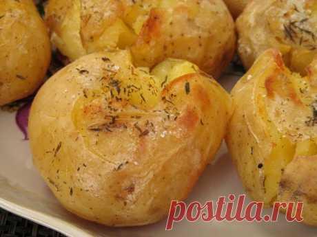 Картофель запеченный по-португальски - Вкусно с Любовью - медиаплатформа МирТесен