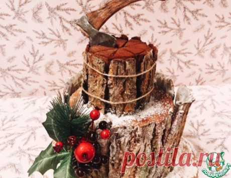 """Торт """"Черный лес"""" – кулинарный рецепт"""