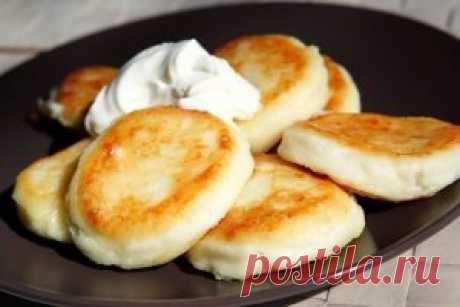 Творожные сырники: калорийность, полезные свойства, диетические рецепты