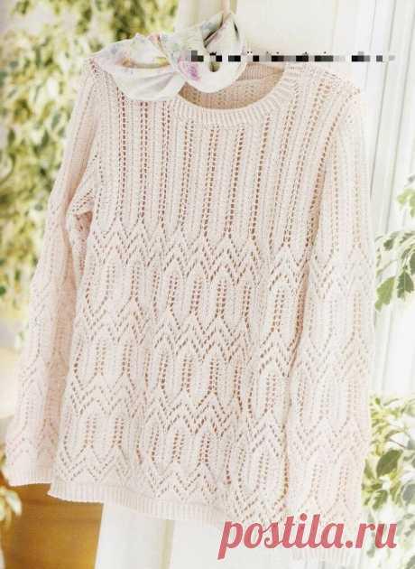 Четыре солнечных пуловера спицами🌺. | Asha. Вязание и дизайн.🌶Сонник. | Яндекс Дзен