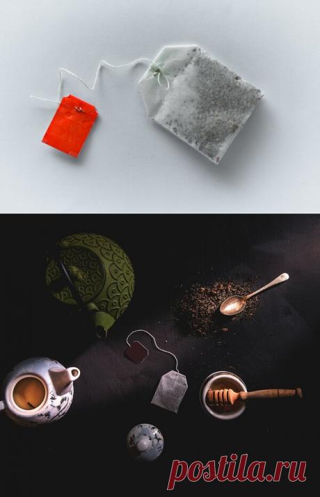 На что способен обычный чайный пакетик? Варианты применения | 🛠 Гуд ворк | Яндекс Дзен