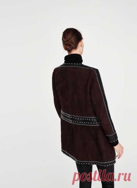Куртка рубашечного кроя со съемными деталями - Просмотреть все - Новинки - Uterqüe Russia