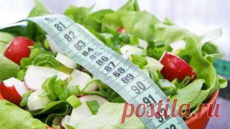 Жиросжигающий салат для похудения №17 | Похудение и стройная фигура | Яндекс Дзен
