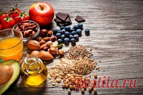 14 продуктов для сердца и сосудов. О пользе некоторых из них вы и не догадывались! | Полезно (Огород.ru)