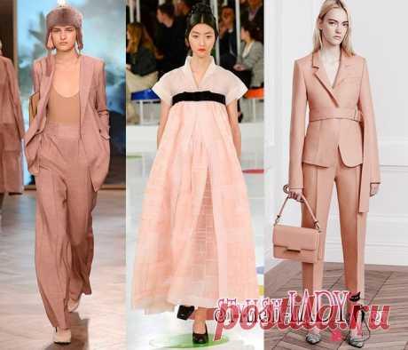 Модные тенденции весна - лето 2016, полный фото - обзор приглушенные тона