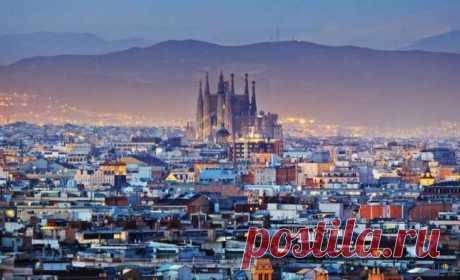 Барселона: как выжить ограбленным иностранным туристам . Тут забавно !!!