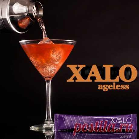 Xalo Ageless ® Life is for living работает на клеточном уровне, поддерживая здоровые функции ДНК и клеточного производства энергии, способствует омоложению — ускоряет регенерацию мышц, повышает умственную и физическую выносливость. Теперь Молодость действительно может стать для Вас Безграничной!