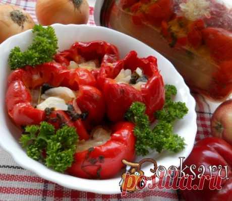 Гогошары фаршированные яблоком и луком фото рецепт приготовления