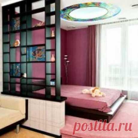 Чем богаты, тем и рады или дизайн-проект однокомнатной квартиры - МирТесен
