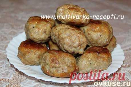 Котлеты в мультиварке - (более 10 рецептов) с фото на Овкусе.ру