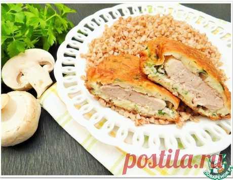 Свиные отбивные в грибном кляре – кулинарный рецепт