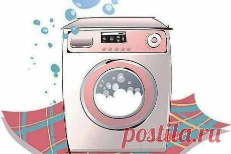 Как очистить стиральную машинку от накипи?   Хитрости Жизни