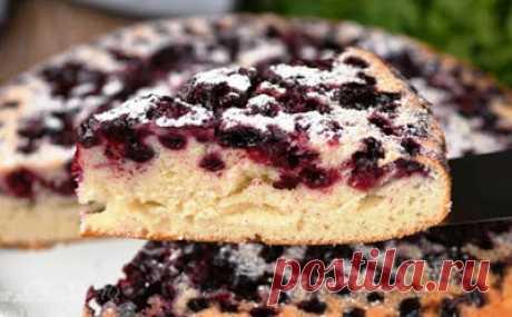 Ложки-поварешки: Лучшее жидкое тесто для пирогов к чаю. Отлично пропекается с любой начинкой