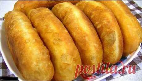 Кулинария>Пирожки как пух без дрожжей и заморочек!
