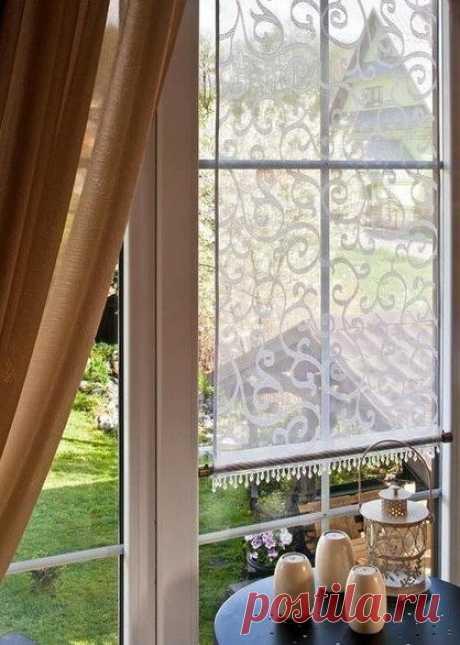 Римские шторы своими руками — Сделай сам, идеи для творчества - DIY Ideas