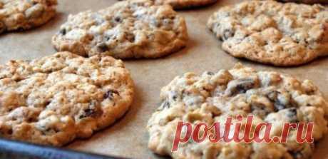 Кулинария >3 Ингредиента и лучшее в мире печенье готово!