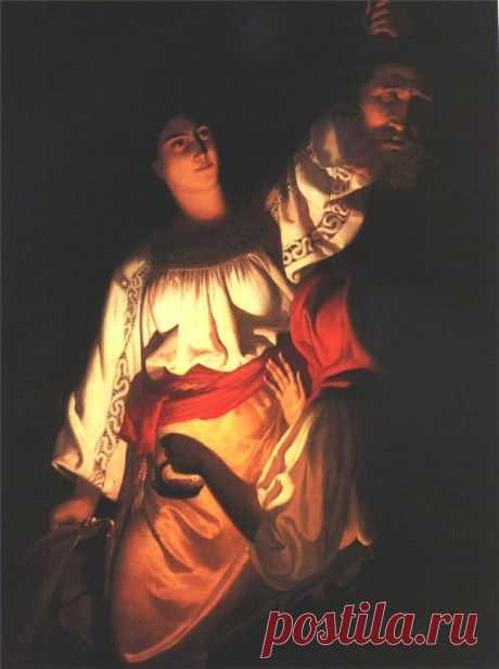 Легенда о Юдифи и Олоферне | | Неизвестная планета