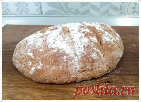 Пробуем печь хлеб дома из ржаной муки в обычной духовке - получается как в пекарне! Теперь можно совсем не выходить из дома | Чих Пых | Яндекс Дзен
