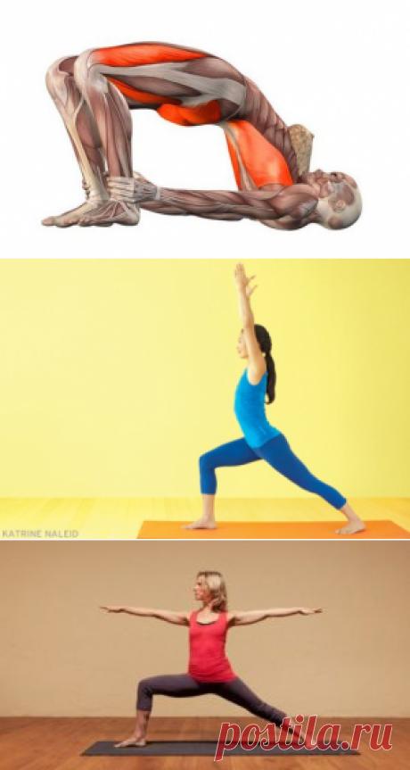 10 поз йоги, чтобы помочь потерять жир на животе | В темпі життя