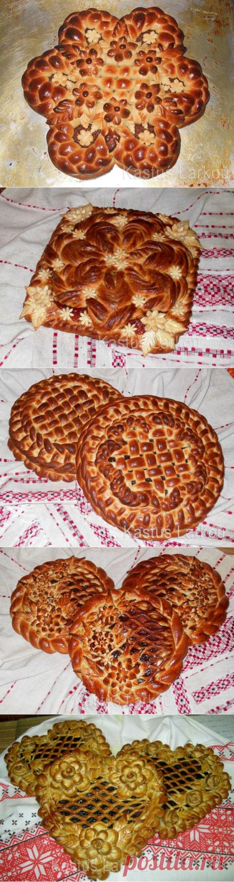 Выкрутасы с тестом: секреты красивой выпечки от Катуся Ларкоя