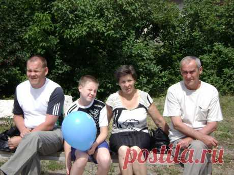 Жара, июль 2012 - город Гай Оренбургской области.