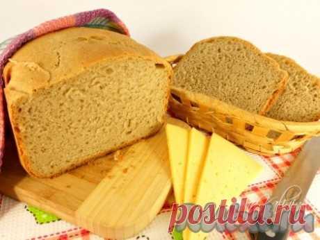 Горчичный хлеб в хлебопечке - 6 пошаговых фото в рецепте