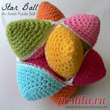 Японские мячики для малышей