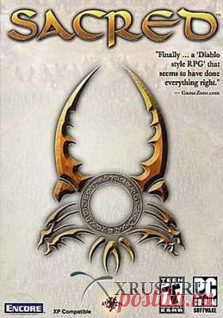 Sacred Underworld: Gold (RUS) » XRUST.ru - Компьютерные игры, программы (софт), обзоры и коды к играм, обои из игр